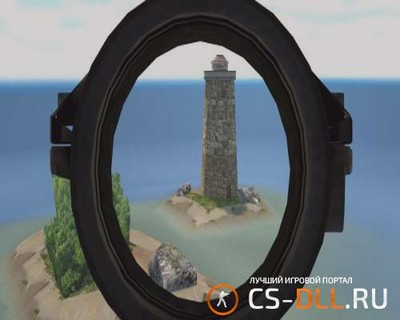 Плагин CS:GO Assault Scope для CS 1.6